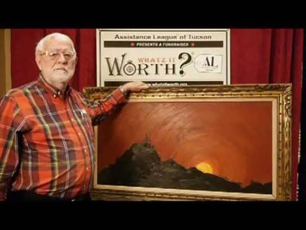 Hugh Cabot III original landscape oil paintings