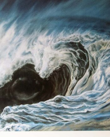 Eye of the Storm by Kim McElroy a most popular limited edition print