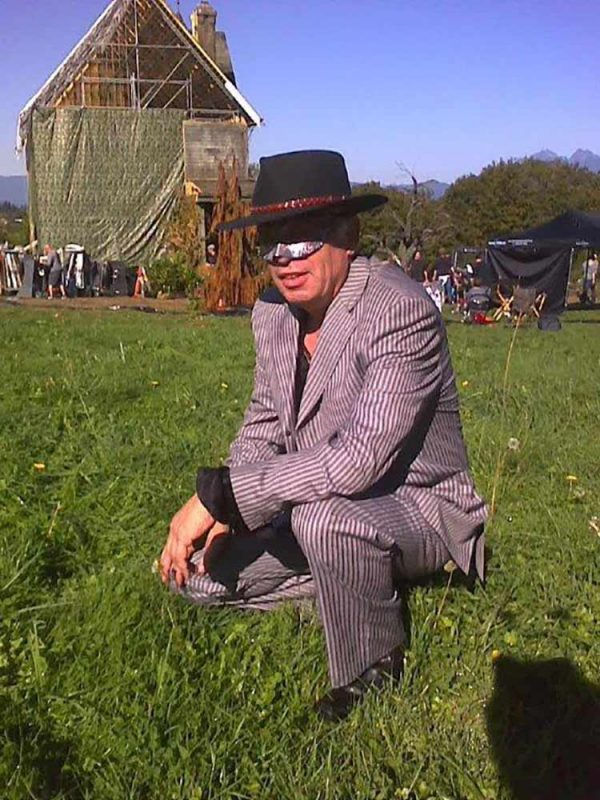Peter Daniels - Actor, Artist, Painter, Sculptor