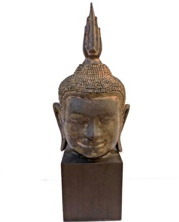 Budda an older 14th Century (circa) example by Boisselier's Group B