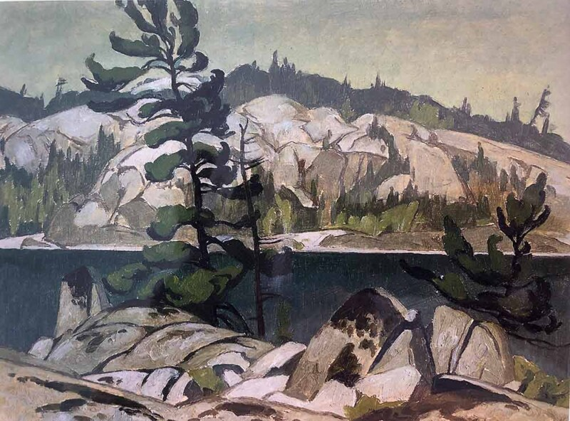 A.J. Casson Morning on the North Channel